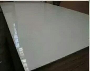 Laminados Decorativos Blanco Brillante Alta Calidad Súper Fó