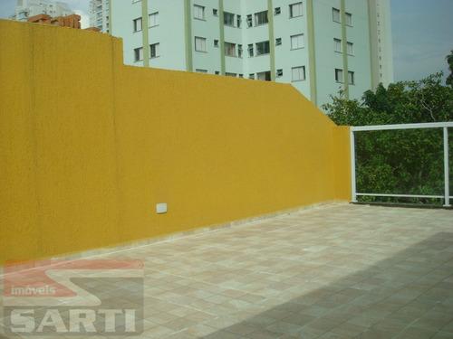 Imagem 1 de 9 de Condominio Bem Localizado, Otimo Acabamento. - St8739