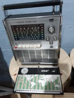 Radio Noblex 7 Mares Funcionando Md Nt 119