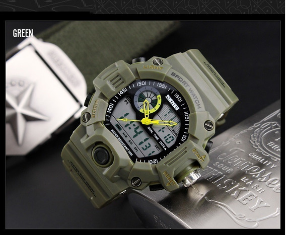 Relógio Skmei Shock Original 1029 Prova D