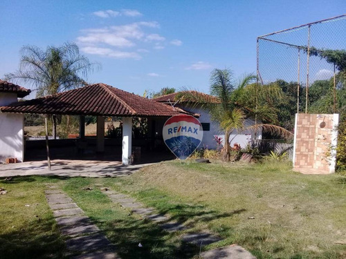 Imagem 1 de 11 de Chácara À Venda, 3 Quartos, Zona Rural, Artur Nogueira/sp - Ch0117