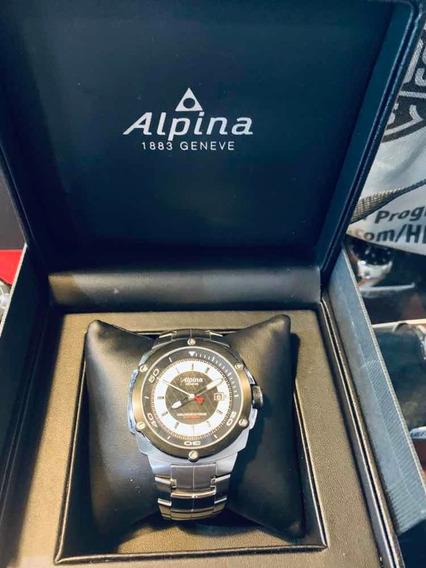 Reloj Alpina Automatico