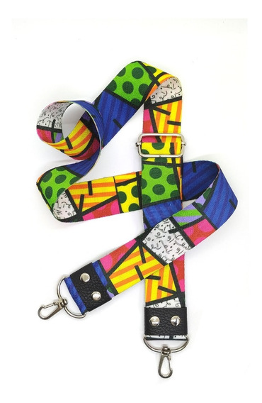 Correa Regulable Para Bolso O Cartera - Mod Britto