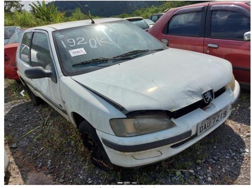 Imagem 1 de 4 de Peugeot 106 Soleil 1.0 2000 Sucata Somente Peças