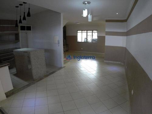 Imagem 1 de 29 de Casa À Venda, 230 M² Por R$ 620.000,00 - Igapó - Londrina/pr - Ca0262