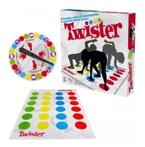 Twister Colores Diversion Niños Adultos Juego Mesa Economico