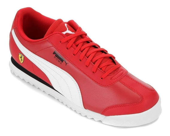 Tênis Puma Ferrari Roma Masculino -