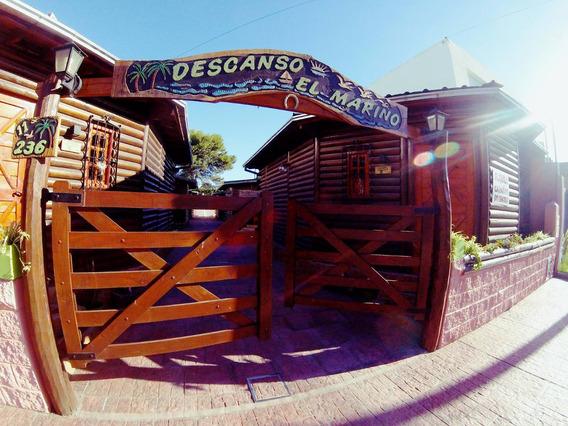 Alquiler De Cabañas En San Clemente Del Tuyu
