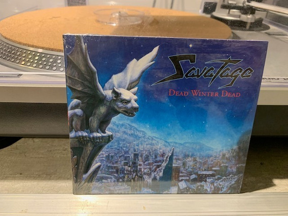Savatage - Dead Winter Dead - Cd Remaster Digipack Importado