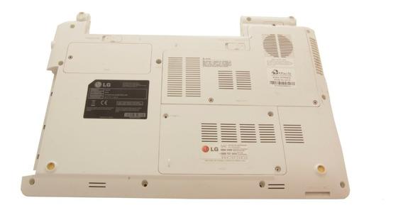 Carcaça Base Inferior Note LG A410 Branco Usado
