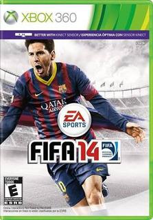 Fifa 2014 14 Xbox 360 Juego
