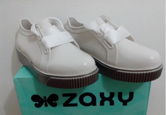 Tenis Zaxy Vibe Ultraconforto Make Up Slip On