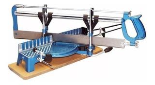 Cortadora Ingletadora Angular 550 Mm Regulable Precisión