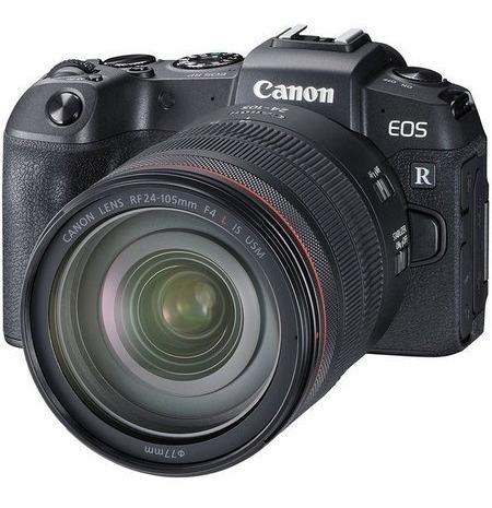 Camera Canon Eos Rp Kit 24-105mm