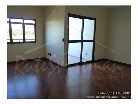 Apartamento Residencial À Venda, Jardim Flamboyant, Campinas. - Ap0643