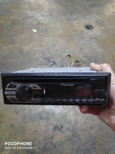 Imagen 1 de 3 de Reproductor Pioneer Deh-150mp