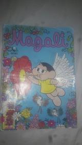 Magali Número 253 Editora Globo Com O Álbum De Figurinhas