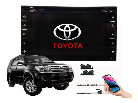 Central Multimidia Dvd Toyota Sw4 Tv E Gps