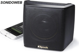 Parlante Bluetooth Klipsch Groove / Consultar Stock