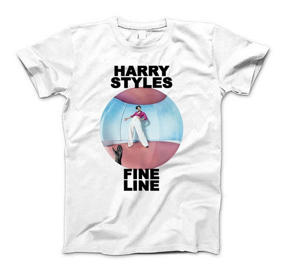 Remeras Harry Styles Fine Line Treat People Whit Kindness