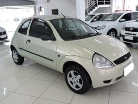 Ford Ka Gl 1.0 Mpi Prata Gasolina 2p