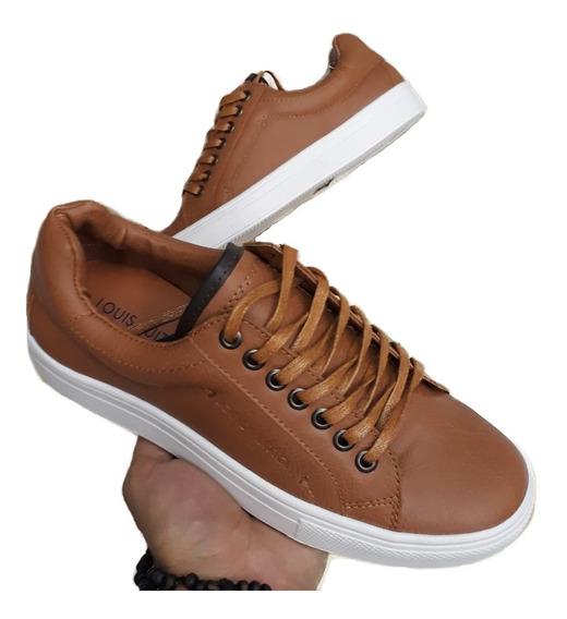 Zapatos Calzado Casual Cuero Hombre, Zapato Louis Vuitton