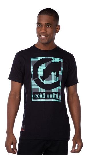 Camiseta Ecko Unltd Camiseta E139a Preto