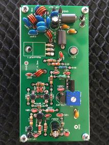 Placa Amplificador Rf 7w - Para Pll De 10 A 300mw