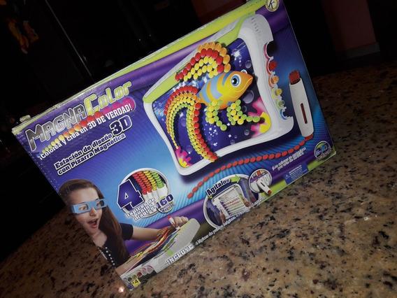 Pizarra Magnética 3d Para Niños