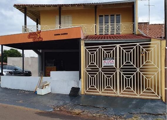 Sobrado Residencial Para Locação, Leblon, Londrina. - So0021