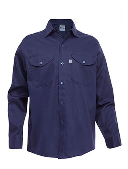 Camisa De Trabajo + Pantalon De Trabajo Ombu