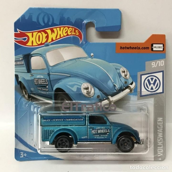 Vw Beetle Pickup - 1/64 - Hot Wheels