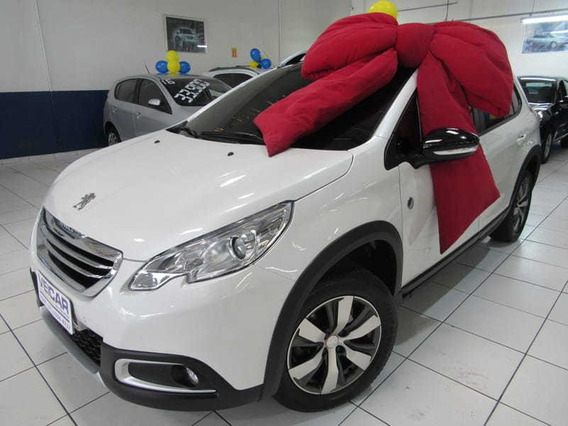 Peugeot 2008 Crossway 1.6 Flex 16v 5p Aut 2019