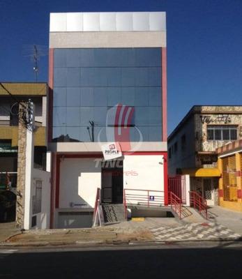 Predio Comercial Para Locação No Bairro Vila Regente Feijó - 13 Vagas, 800 M² - 2675