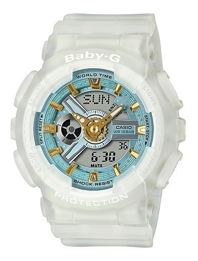 Reloj Casio Baby-g Life And Style Ba-110sc-7a
