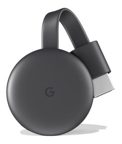 Chromecast 3 Google 1080p 2019 Original Transforma Tv Smart
