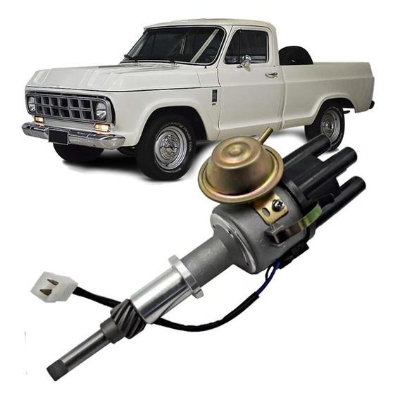 Distribuidor Ignição C10 Chevrolet Brasil Veraneio 6cc