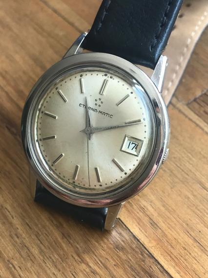 Reloj Automatico Eterna Matic 1422u Vintage