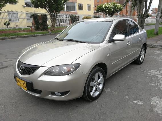 Mazda 3 Aut Sedan Mt1600cc Beige Aa Ab Dh