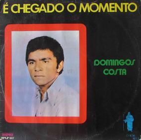 Lp Domingos Costa - É Chegado O Momento - 1978 - O Bom Pasto
