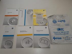 Manual Do Proprietário Volkswagen Cross Fox Orig C/ Revisões