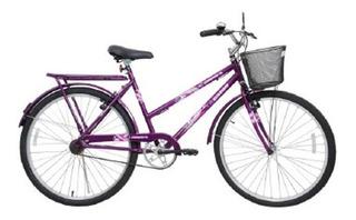 Bicicleta Feminina Aro 26 Genova Cairu - 310754