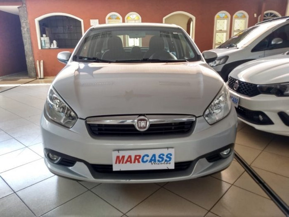 Grand Siena 1.4 Mpi Attractive 8v Flex 4p Manual