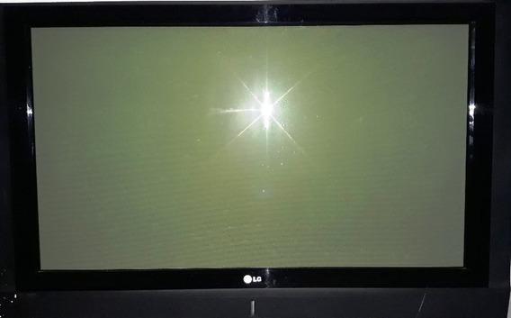Televisão LG Plasma 42 C/ Defeito Ótima Aparencia Só 290,