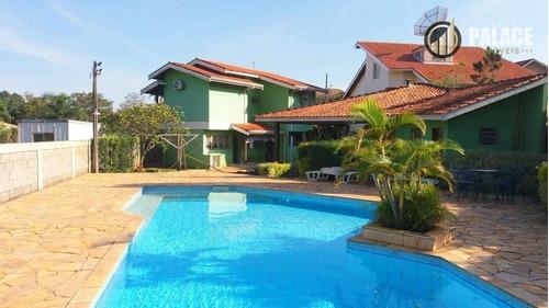 Casa Residencial À Venda, Jardim Maristela, Atibaia - . - Ca0097