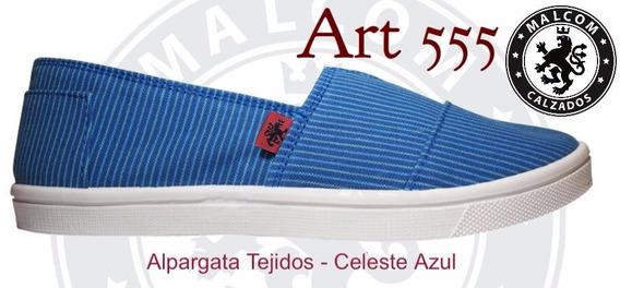 Alpargata Tejidos