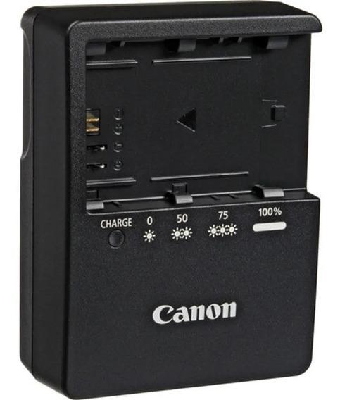Carregador Canon Lc-e6 Para Baterias Lp-e6