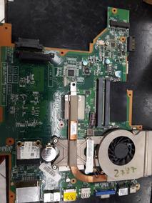 Vme40mb Notebook Itautec ( Com Defeito ) + Processador E Coo