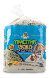 American Pet Am00040 Pasto Timothy Gold, Bolsa De 24oz