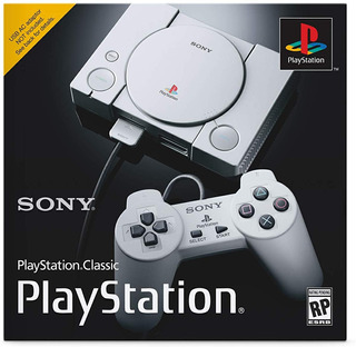 Mini Play Station *** Psx *** Nuevo